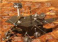 3 Rover Opportunity Mars